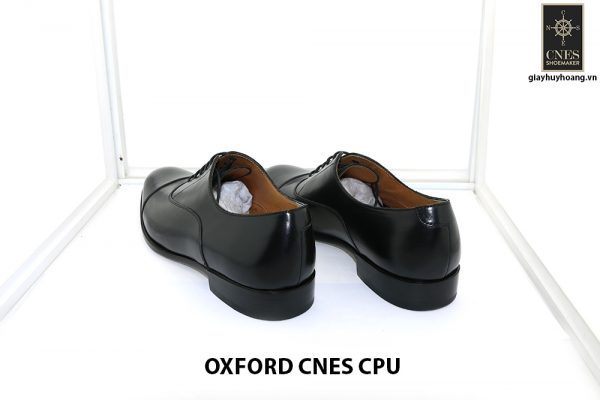 Giày da nam da bê đẹp Oxford CNES CPU 004