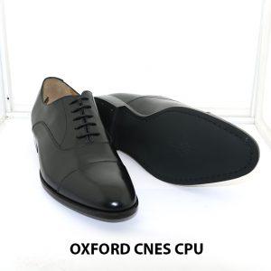Giày da nam da bê đẹp Oxford CNES CPU 003