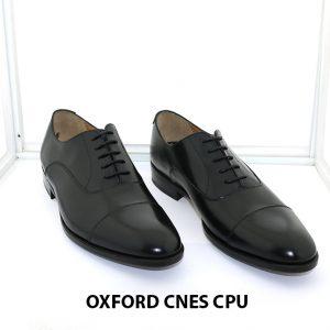 Giày da nam da bê đẹp Oxford CNES CPU 001