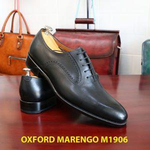 Giày tây da nam đẹp Oxford Marengo M1906 006