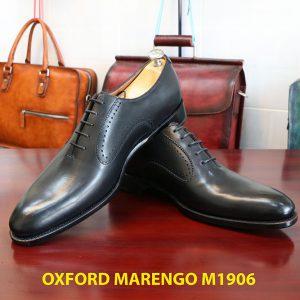 Giày tây da nam đẹp Oxford Marengo M1906 005