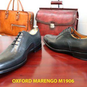 Giày tây da nam đẹp Oxford Marengo M1906 004