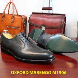 Giày tây da nam đẹp Oxford Marengo M1906 003