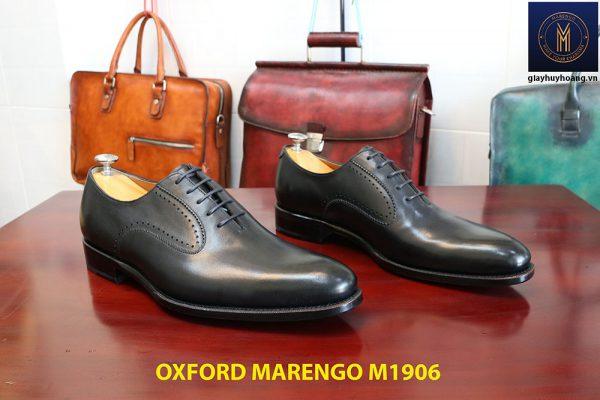 Giày tây da nam đẹp Oxford Marengo M1906 001