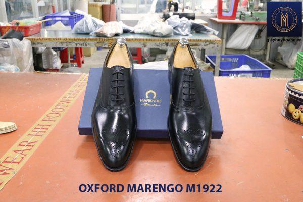 Giày tây nam da bê ý Oxford Marengo M1922 006