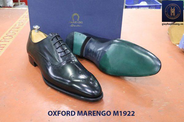 Giày tây nam da bê ý Oxford Marengo M1922 004