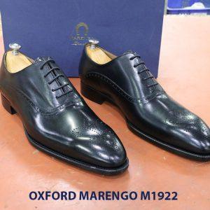 Giày tây nam da bê ý Oxford Marengo M1922 003
