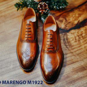 Giày tây nam da bê ý Oxford Marengo M1922 001