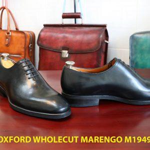 Giày tây nam cổ điển Oxford Wholecut Marengo M1949 005