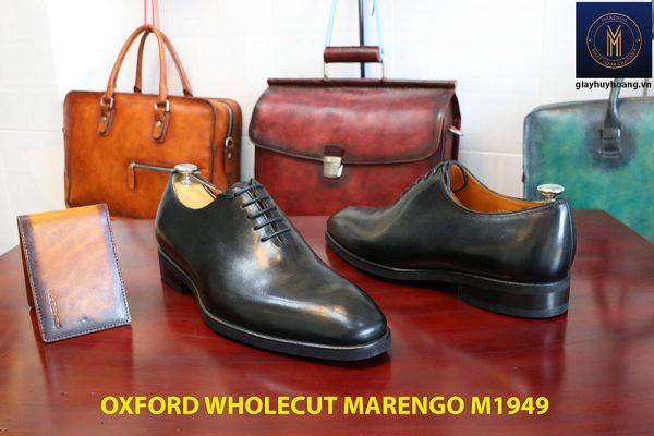 Giày tây nam cổ điển Oxford Wholecut Marengo M1949 004