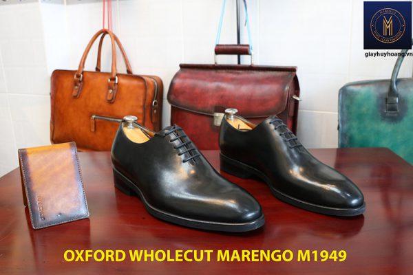 Giày tây nam cổ điển Oxford Wholecut Marengo M1949 001