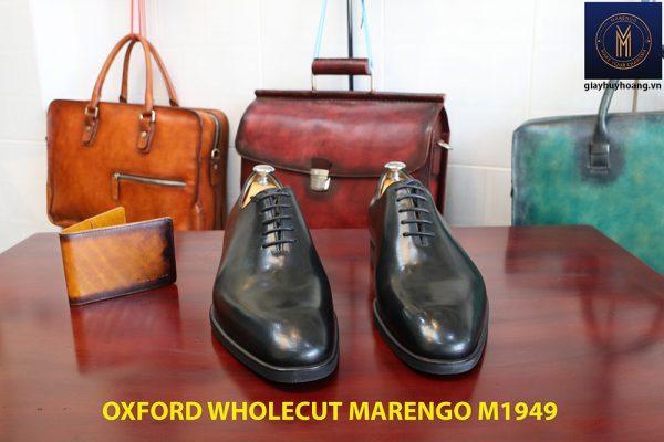 Giày tây nam cổ điển Oxford Wholecut Marengo M1949 002