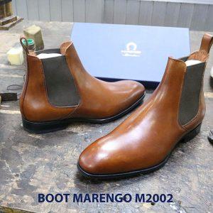 Giày Chelsea Boot Marengo M2002 da bò nam 006