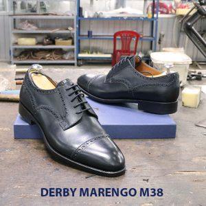 Bán giày tây nam da bò Derby marengo M38 003