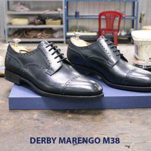 Bán giày tây nam da bò Derby marengo M38 004