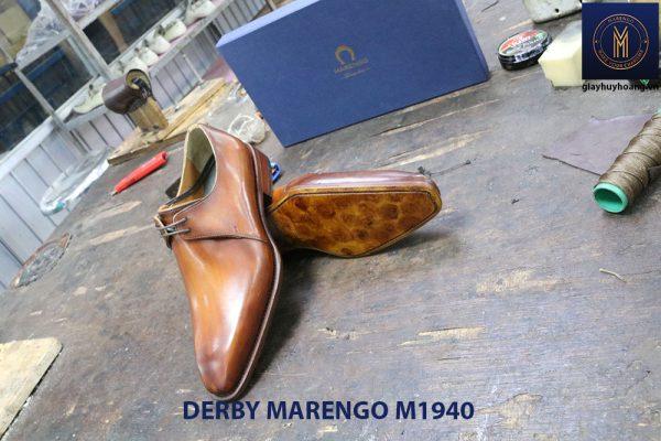Giày da bò nam cao cấp Derby Marengo M1940 006