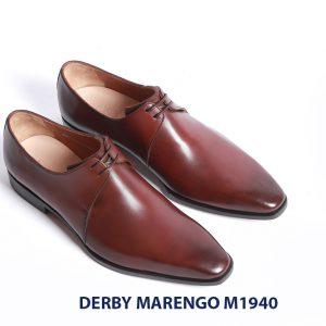 Giày da bò nam cao cấp Derby Marengo M1940 003
