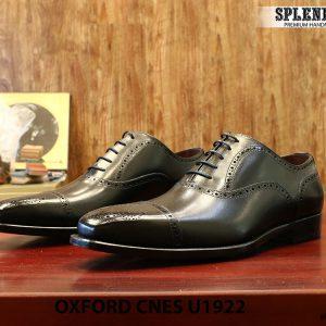 Giày nam mũi vuông Oxford Brogues CNES U1922 size 43 003