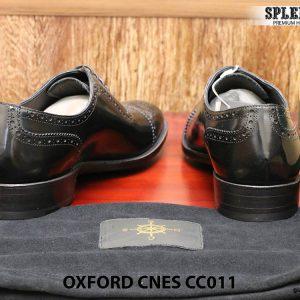 Giày tây nam Oxford CNES CC011 size 43 005