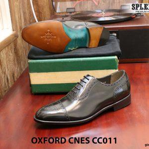 Giày tây nam Oxford CNES CC011 size 43 004