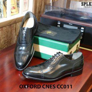 Giày tây nam Oxford CNES CC011 size 43 003