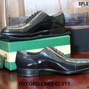 Giày tây nam Oxford CNES CC011 size 43 002