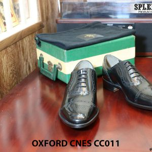 Giày tây nam Oxford CNES CC011 size 43 001
