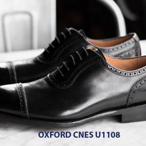 Giày tây nam da bò Oxford CNES U1108 005