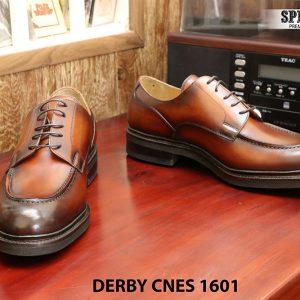 Giày da Derby buộc dây CNES 1601 size 46 004