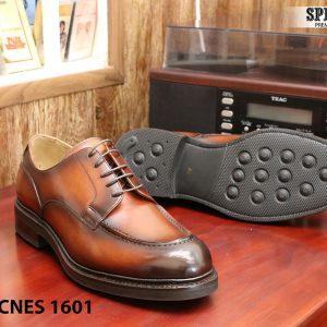 Giày da Derby buộc dây CNES 1601 size 46 003