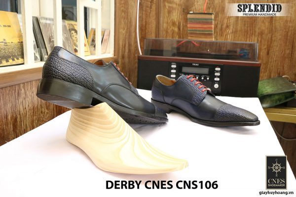 Giày cột dây Derby CNES CNS106 size 47 006