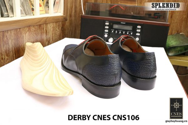 Giày cột dây Derby CNES CNS106 size 47 004
