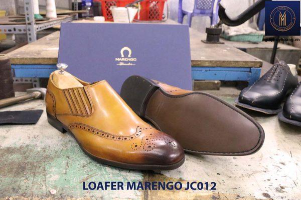 Giày không dây cho nam loafer Marengo JC012 006