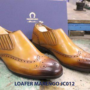 Giày không dây cho nam loafer Marengo JC012 005