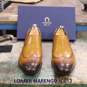 Giày không dây cho nam loafer Marengo JC012 004
