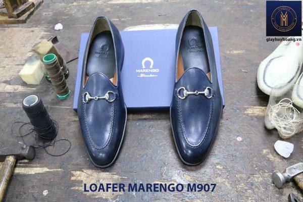 Giày tây lười nam Loafer Marengo M1907 006