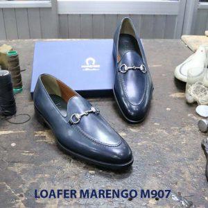 Giày tây lười nam Loafer Marengo M1907 005