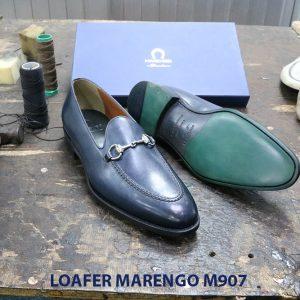 Giày tây lười nam Loafer Marengo M1907 004