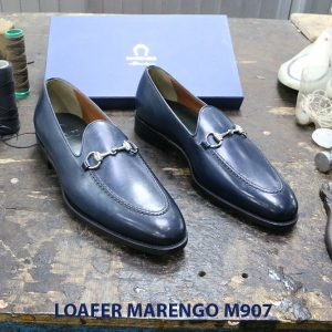 Giày tây lười nam Loafer Marengo M1907 003