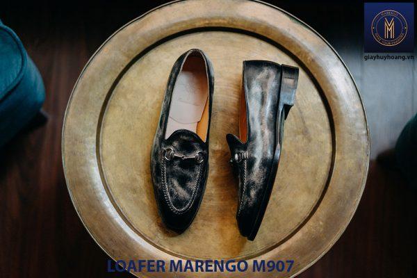 Giày tây lười nam Loafer Marengo M1907 002