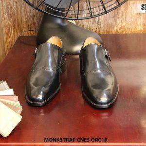 [Outlet] Giày da nam đẹp Oxford CNES ORC19 size 40 004