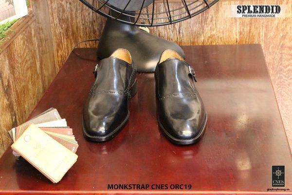 [Outlet] Giày da nam đẹp Oxford CNES ORC19 size 40 001