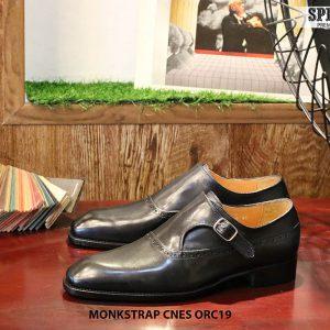Bộ sưu tập giày Single Monkstrap