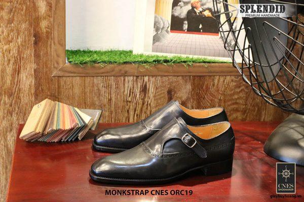 [Outlet] Giày da nam đẹp Oxford CNES ORC19 size 40 003