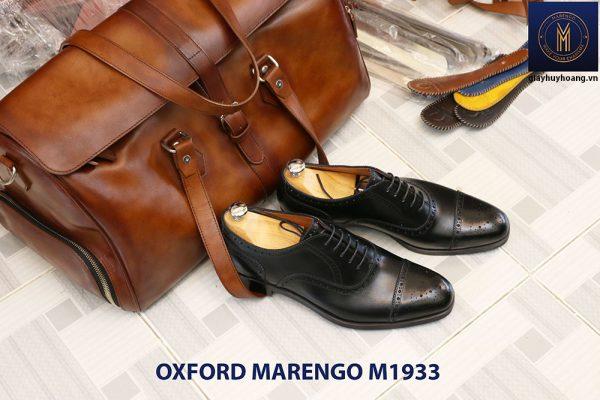 Giày tây nam brogues Oxford Wingtip Marengo M1933 005
