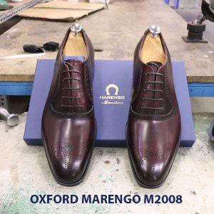 Giày da nam phong cách Oxford Marengo M2008 003