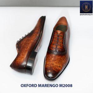 Giày da nam phong cách Oxford Marengo M2008 002