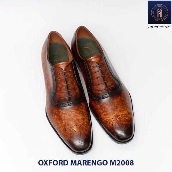 Giày da nam phong cách Oxford Marengo M2008 001
