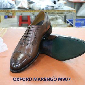 Giày tây nam buộc dây Oxford Marengo M1907 006