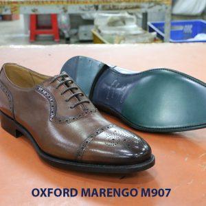Giày tây nam buộc dây Oxford Marengo M1907 005